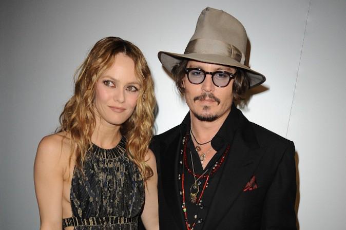Johnny Depp a été le compagnon de Vanessa Paradis avec qui il a eu deux enfants !
