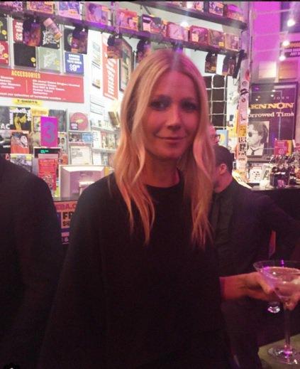 Gwyneth Paltrow était aussi invitée à la soirée Stella McCartney