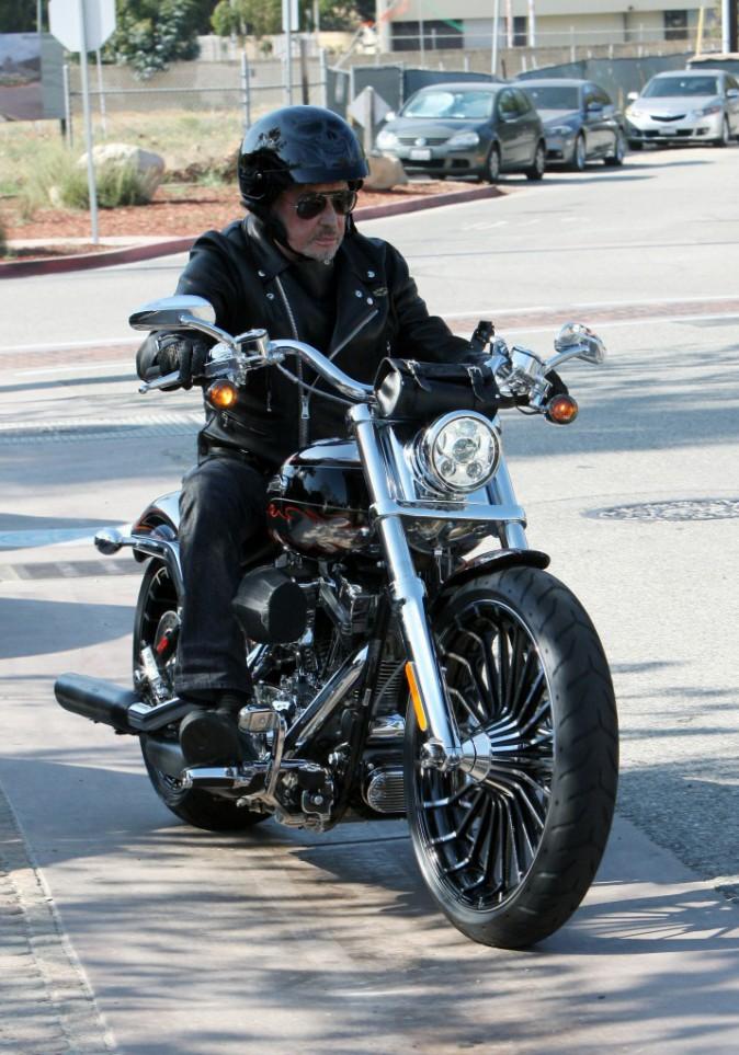 Photos : Johnny Hallyday : balade stylée avec les amours de sa vie !