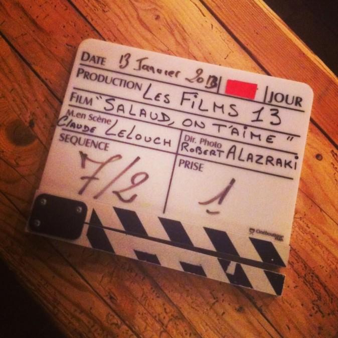 Johnny Hallyday dévoile les coulisses de son prochain film !