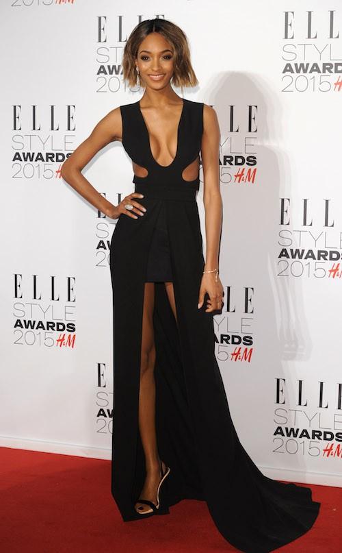 Photos : Jourdan Dunn vs Naomi Campbell : duo inséparable et sexy aux ELLE Style Awards !
