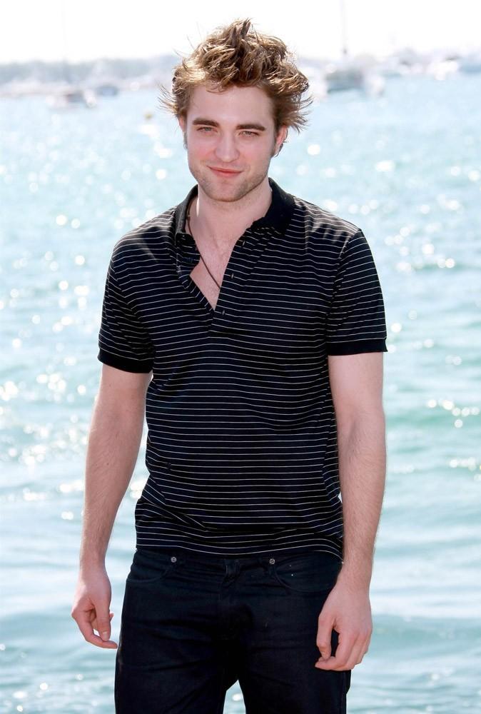 Photos : Robert Pattinson en 2009 à Cannes