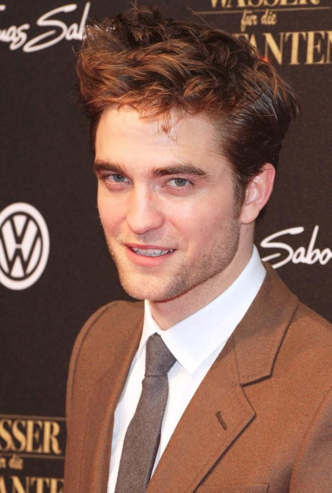 Photos : Robert Pattinson en 2011 à la première de De l'eau pour les éléphants, à Berlin