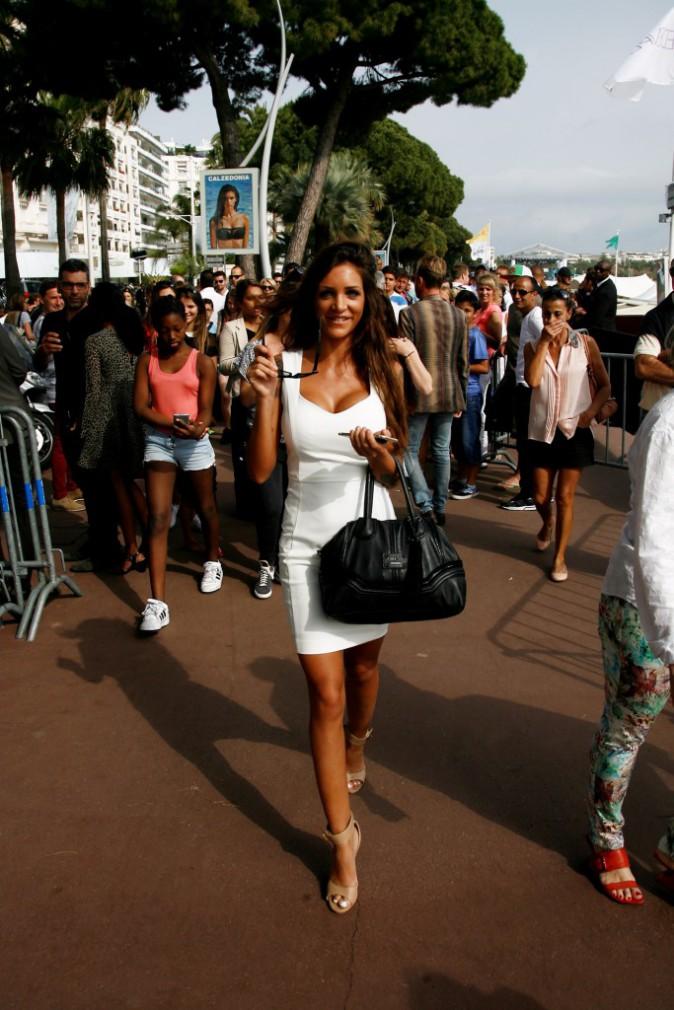 Photos : Julia (Les Anges 7) : quand la télé-réalité s'invite sur la Croisette !