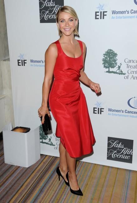 Julianne Hough lors de la soirée An Unforgettable Evening à Beverly Hills, le 2 mai 2013.