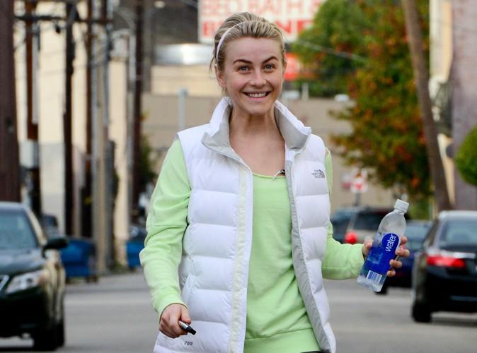 Julianne Hough à Los Angeles le 18 décembre 2013