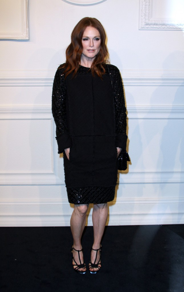 Julianne Moore le 31 mars 2015