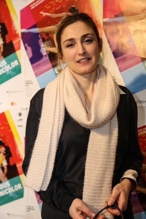 Photos : Julie Gayet : élégante et incontournable à Berlin !