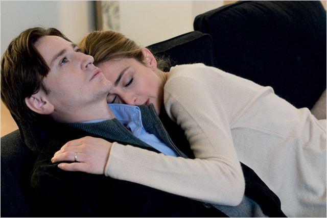 """Julie Gayet dans le film """"Sans laisser de traces"""""""