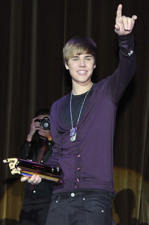 Yeah ! Justin !