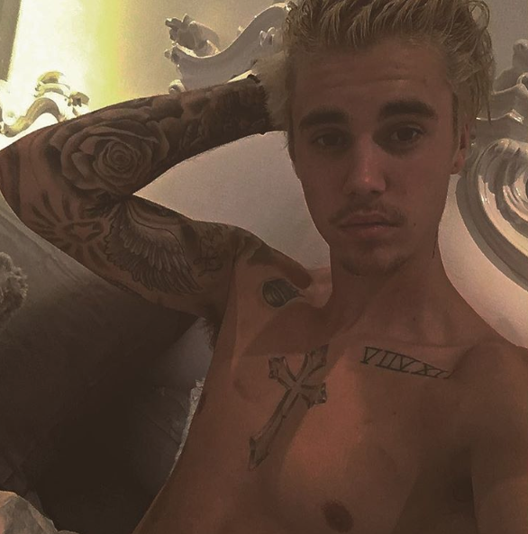 Photos : Justin Bieber : attention, c'est chaud !