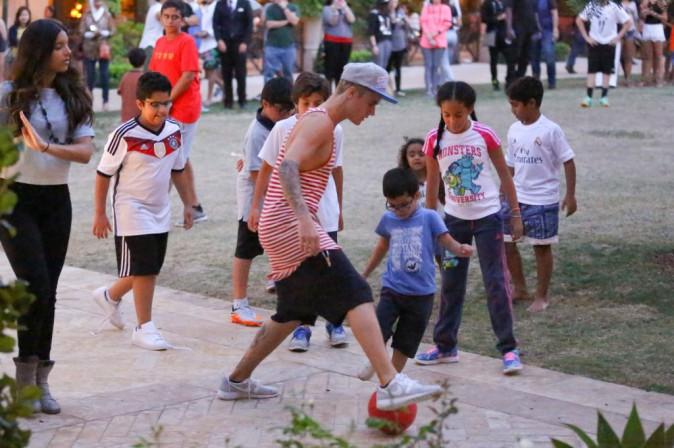 Justin Bieber : Désolé de décevoir ses fans anglais, il promet de se rattraper !
