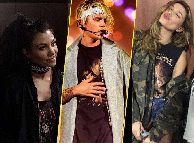 Justin Bieber : entre Kourtney Kardashian et Hailey Baldwin, son coeur balance !