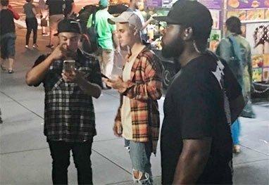 Justin Bieber est déjà accro à Pokémon Go