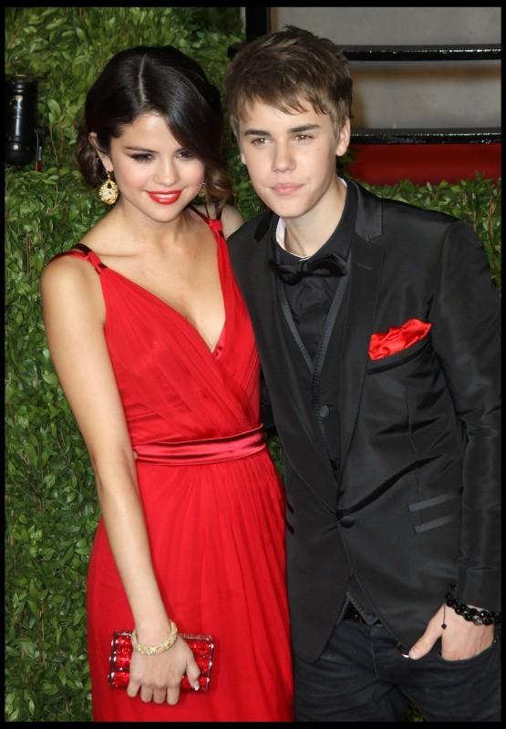 Rayonnants, lors de la soirée Vanity Fair des Oscars 2011