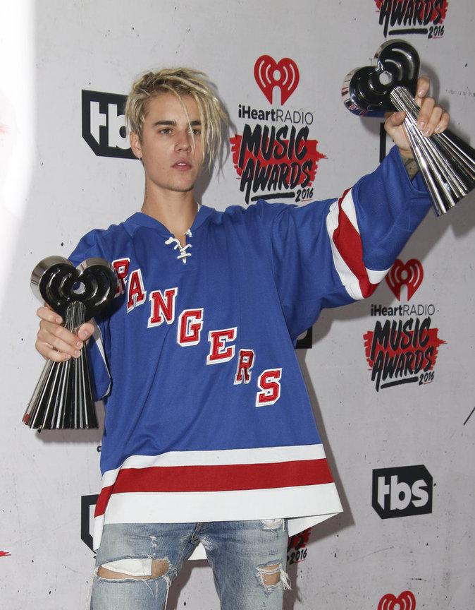 Photos : Justin Bieber : il a osé...