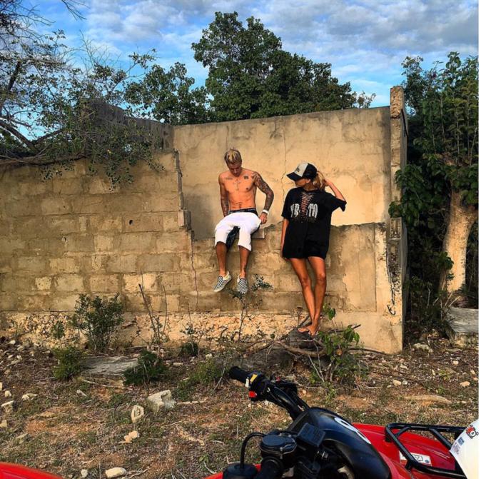 Photos : Justin Bieber : il prend du bon temps avec Hailey Baldwin !