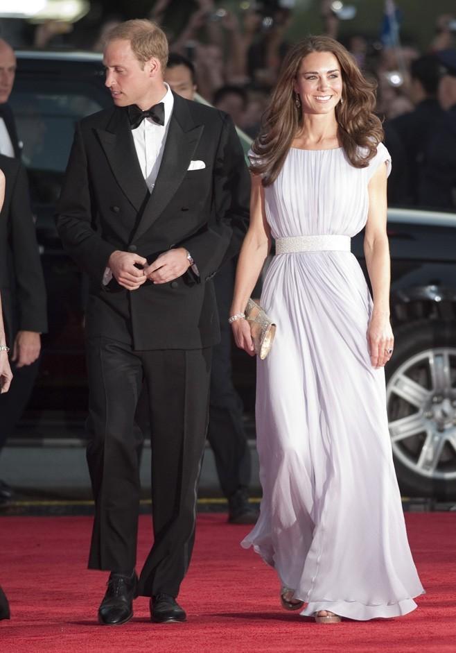 Le duc et la duchesse de Cambridge agacent encore modérément...jusqu'à quand ?