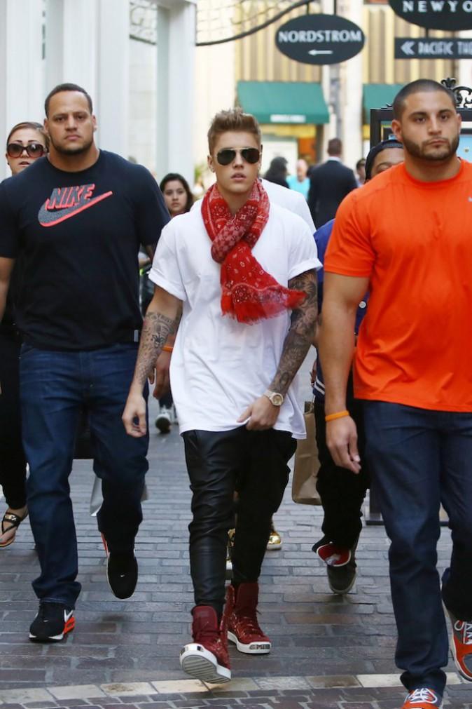 Photos : Justin Bieber : le bad boy réapparait et veut revenir dans le droit chemin !