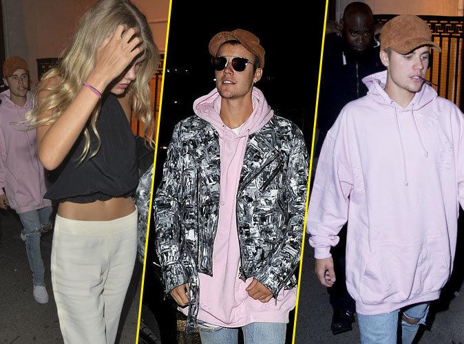 Photos : Justin Bieber plus proche que jamais de Bronte Brampied