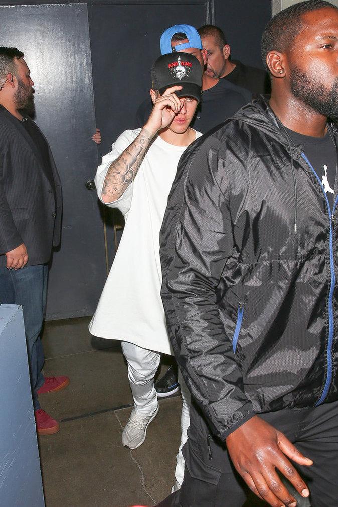 Photos : Justin Bieber : Selena Gomez, toujours aussi fan !