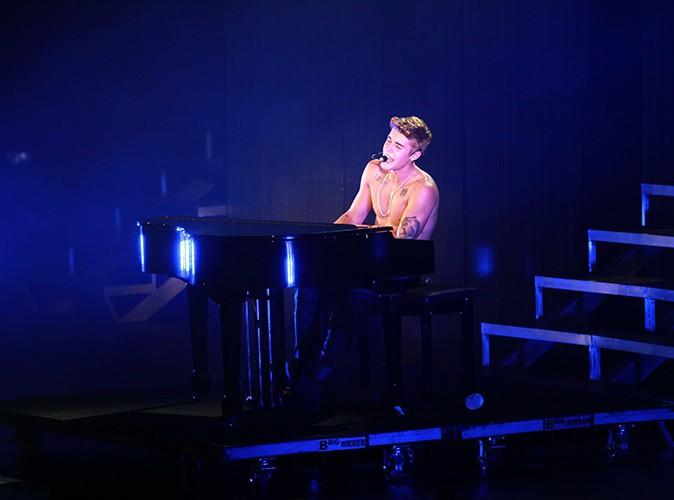 Justin Bieber à Shanghai le 5 octobre 2013