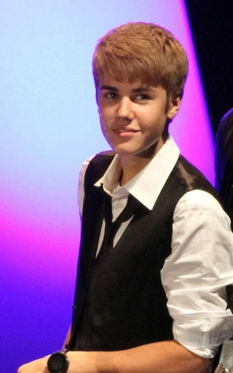 Justin, le vrai !