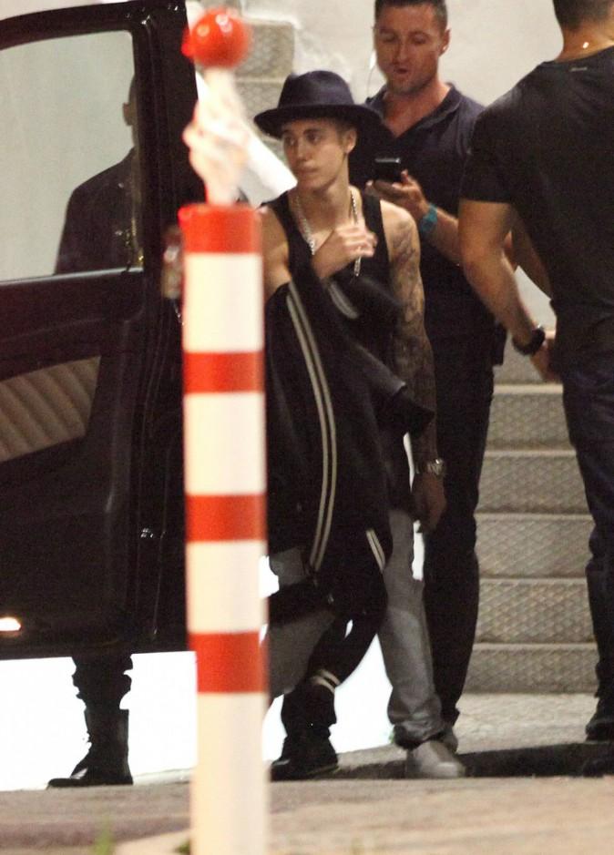 Photos : Justin Bieber : virée en boite de nuit après son altercation avec Orlando Bloom !