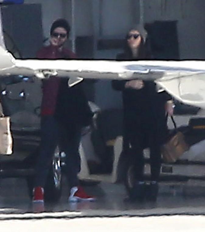 Justin Timberlake et Jessica Biel le 28 décembre 2014