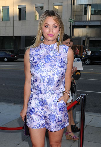 Kaley Cuoco à Los Angeles le 24 juillet 2013