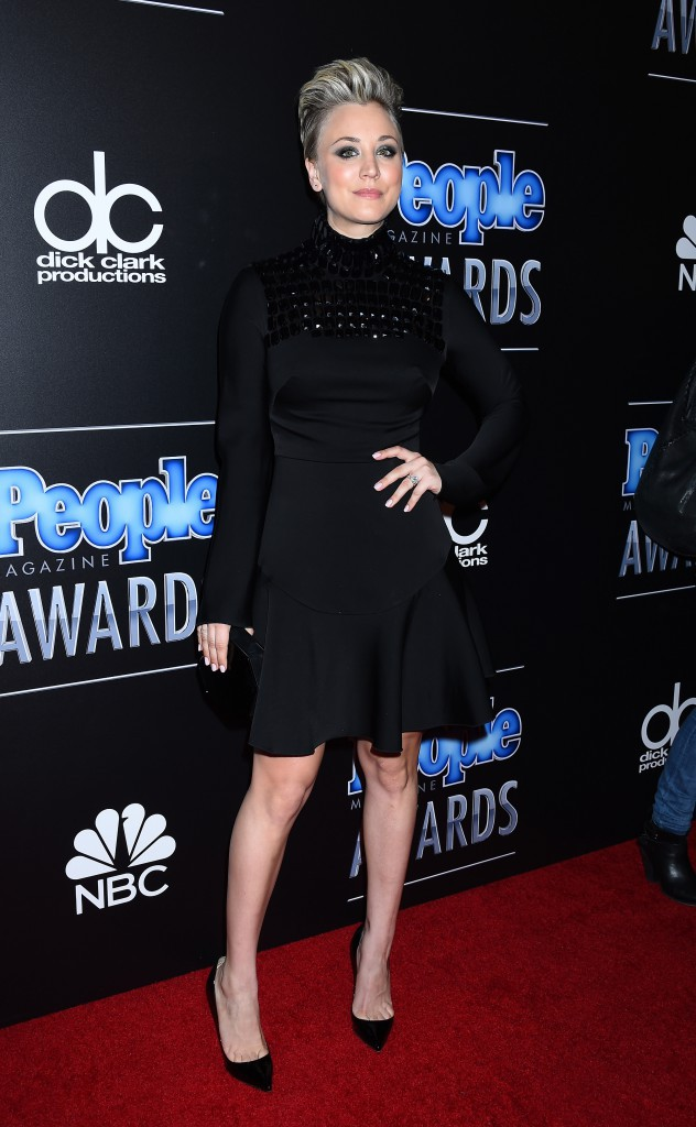 Kaley Cuoco à Los Angeles le 18 décembre 2014