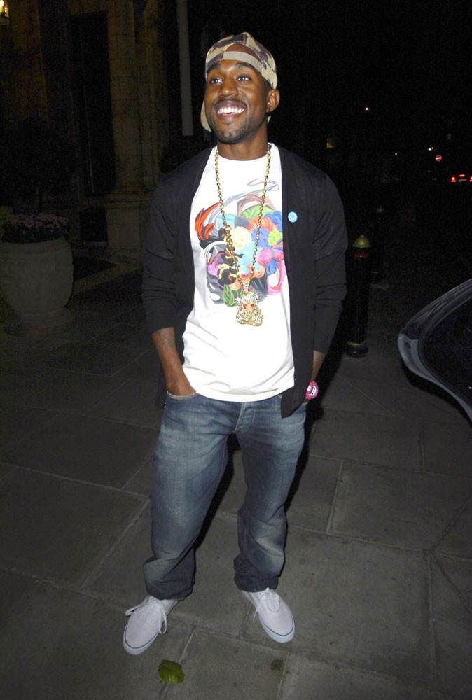 Photos : Kanye West en 2007