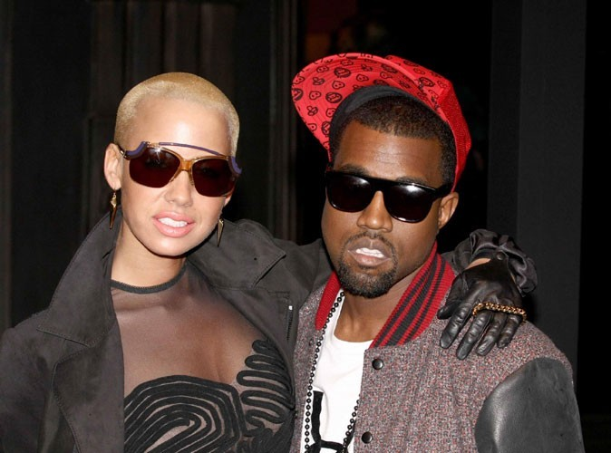 Photos : Kanye West et Amber Rose en 2009