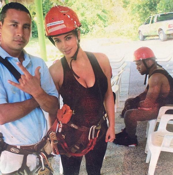 Photos : Kanye West : découvrez LE cliché du rappeur qui fait marrer la toile !