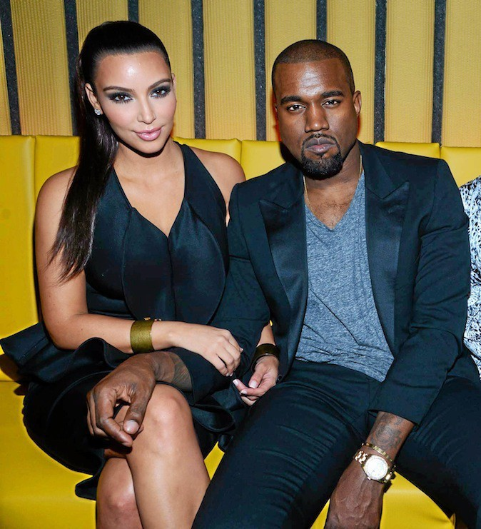 Avec Kim K, le grand Kanye a trouvé son alter ego. Un melon aussi énorme que leurs comptes en banque respectifs.