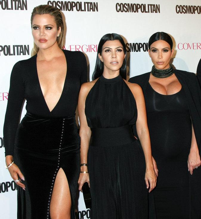 1. Les soeurs Kardashian