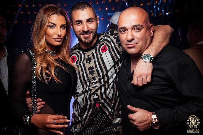Karim Benzema en mode fiesta à Dubaï pour son 28ème anniversaire
