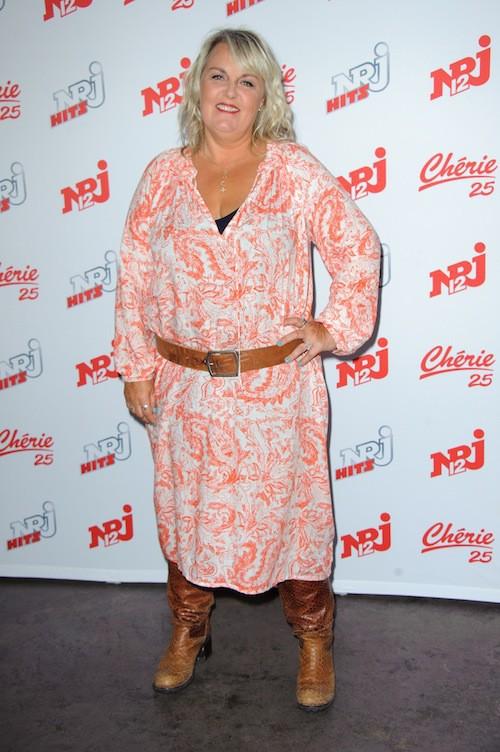 Valérie Damidot chez NRJ 12, le 27 août 2015