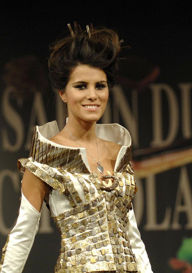 Karine Ferri en 2007