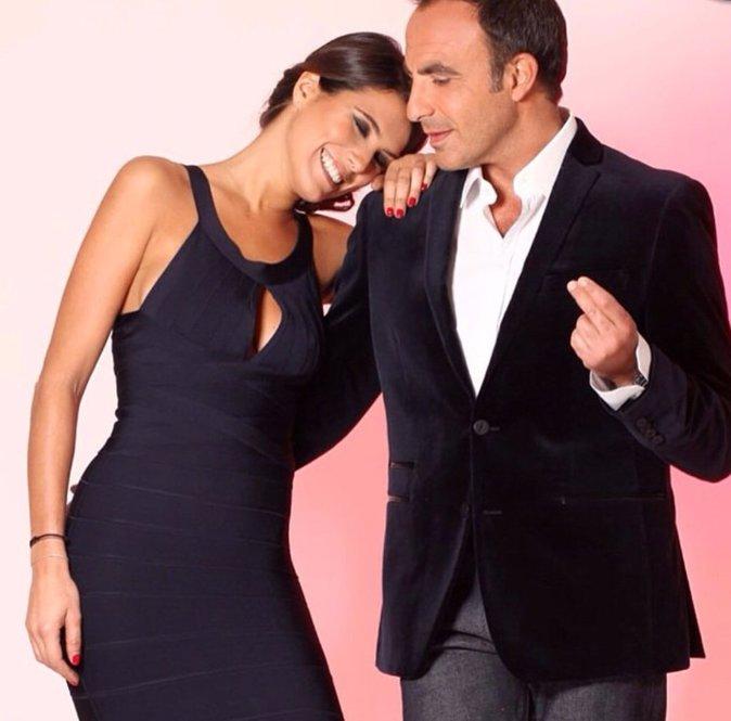 Karine Ferri et Nikos Aliagas