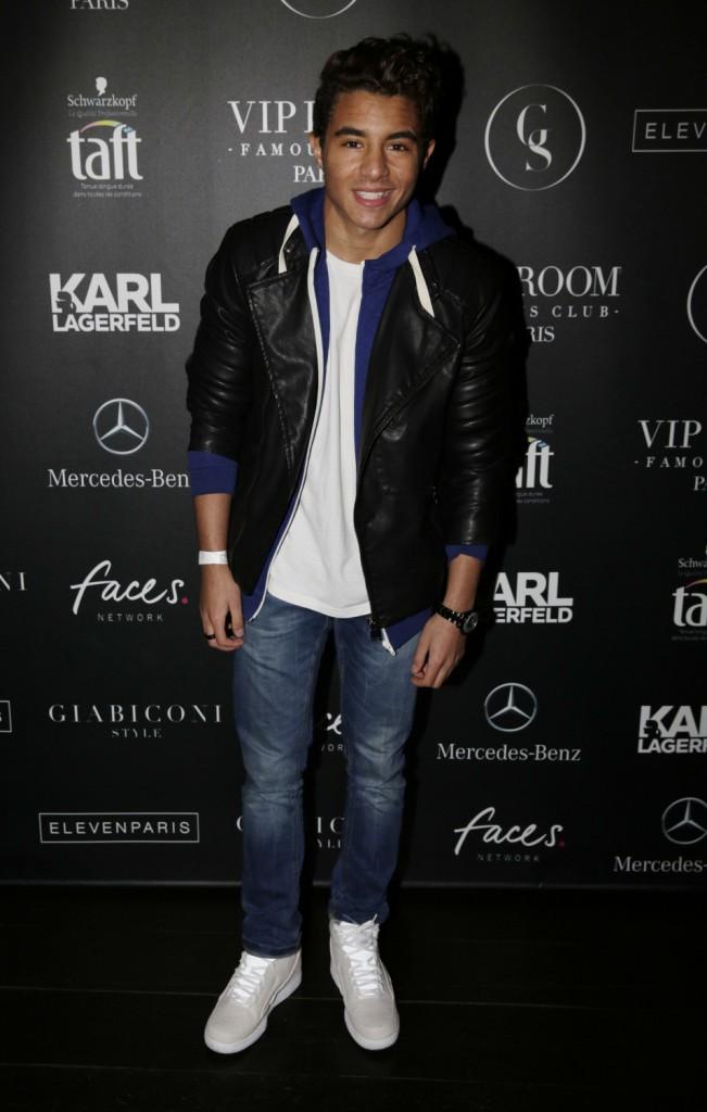 Photos : Karl Lagerfeld, Samy Seghir, Ariane Brodier... Tous présents pour soutenir Baptiste Giabiconi !