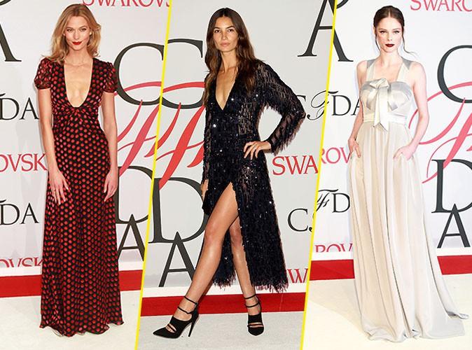 Karlie Kloss, Lily Aldridge et Coco Rocha le 1er juin 2015