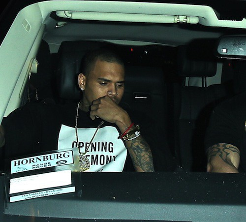Photos : Karrueche Tran et Chris Brown : de la réconciliation dans l'air !