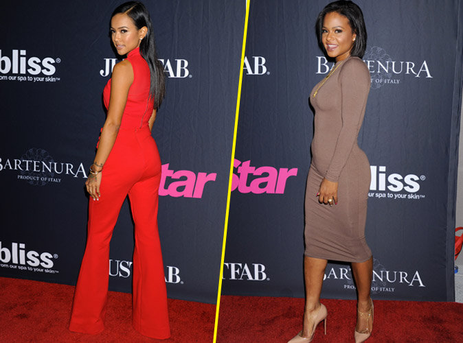 Karrueche Tran VS Christina Milian : deux bombes pulpeuses sur red carpet !