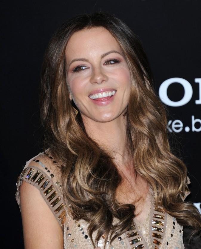 Kate Beckinsale lors de la première du film Underworld 4 à Hollywood, le 19 janvier 2012.