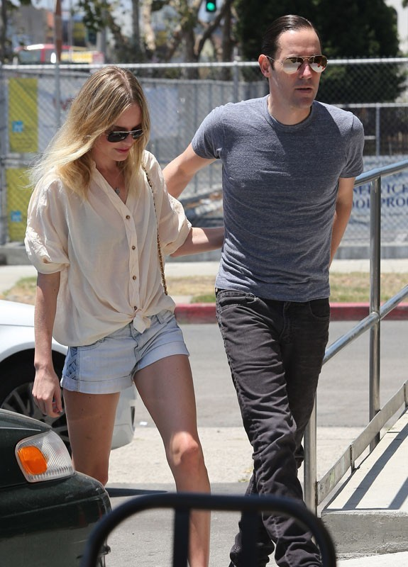 Kate Bosworth et Michael Polish dans les rues de Los Angeles !