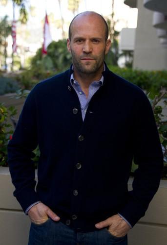 Jason Statham à Los Angeles le 17 novembre 2013