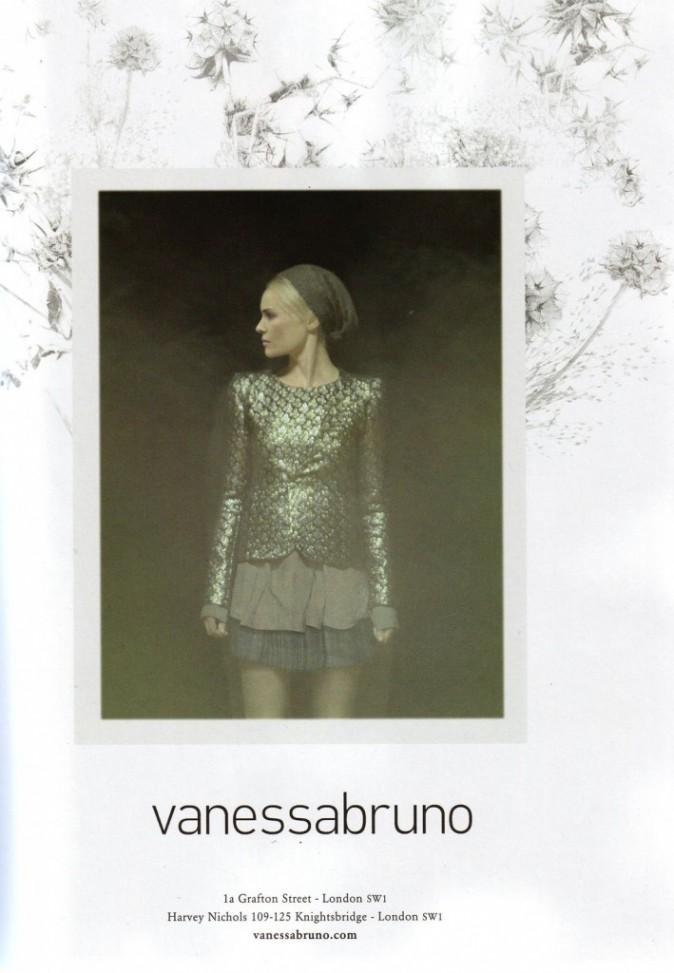 Kate Bosworth pour Vanessa Bruno...