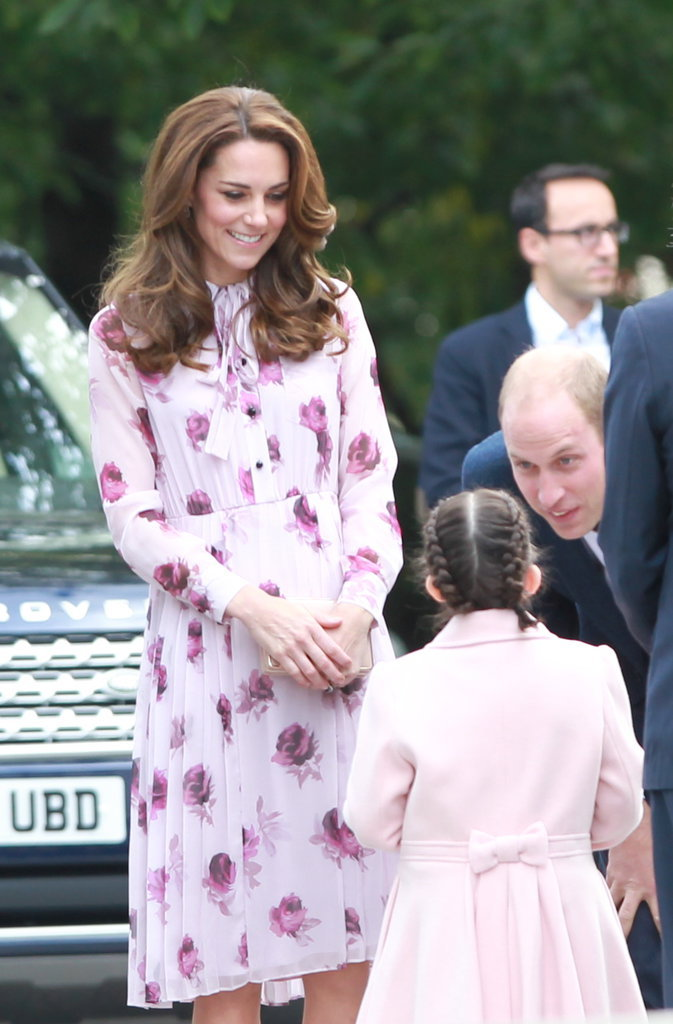 Photos : Kate et William rayonnants pour la Journée mondiale contre les maladies mentales