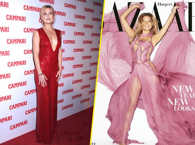 Photos : Kate Hudson : diva hyper sexy et décolletée !